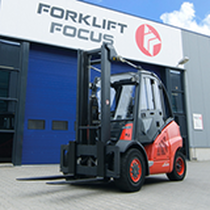 Stock site Forklift Focus B.V.