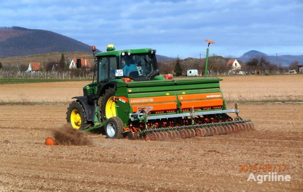 AMAZONE D9 - 2500 Special, 3000, 3500, 4000, 60 Super, 6000 TC Combi mechanical seed drill
