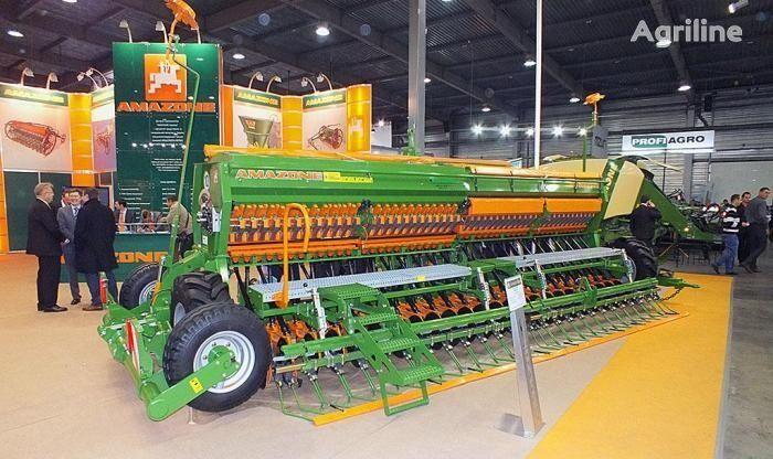 AMAZONE D9 6000-TC Combi mechanical seed drill
