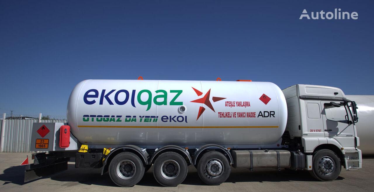 LPG BOBTAIL  gas truck