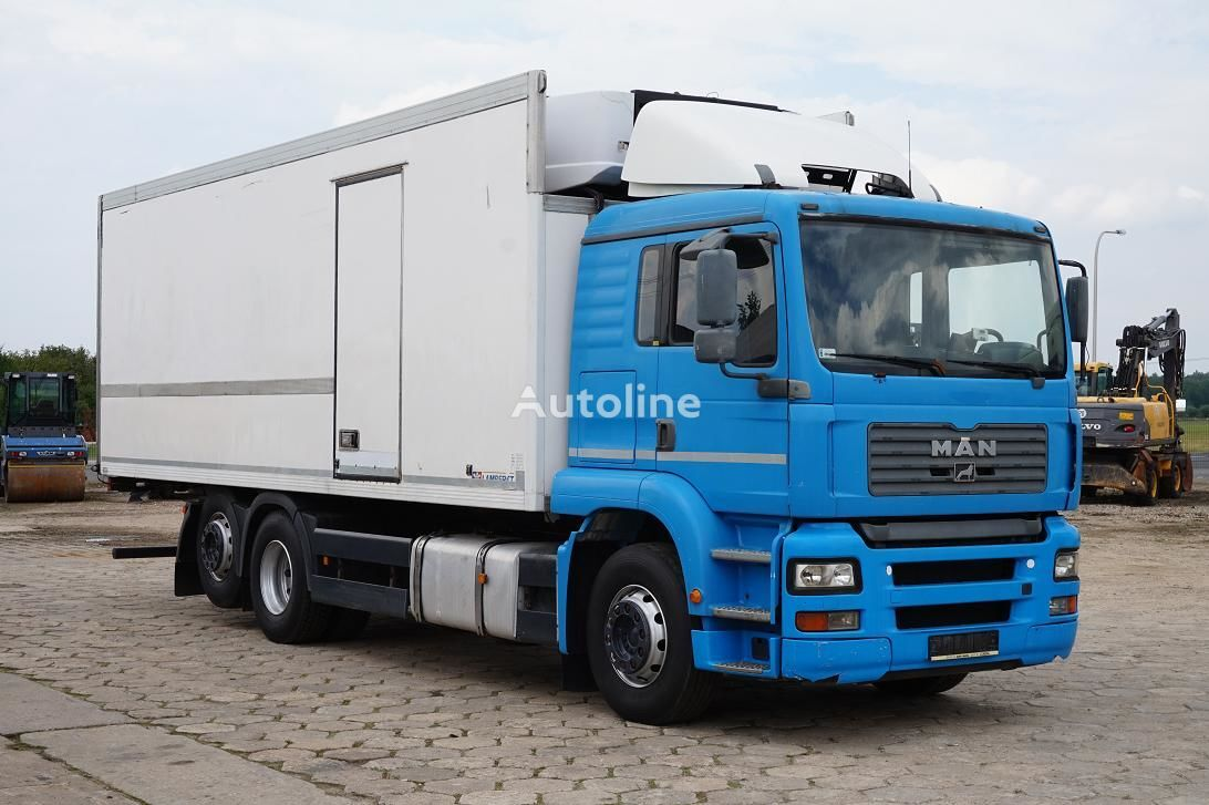 MAN TGA 26.313 refrigerated truck