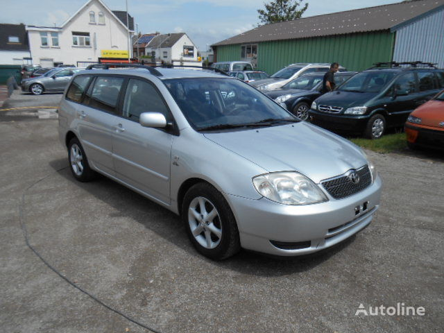 TOYOTA Corolla 2.0 D4d Cars For Sale From Belgium, Buy Car